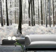 Forêt Blanche 10.5' x 9' (3,20m x 2,75m)