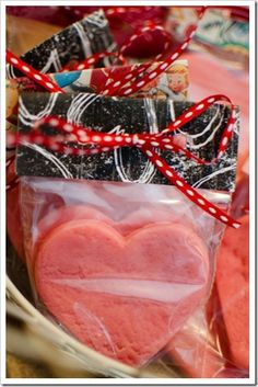 Preschool Party Favor for Valentine's Party