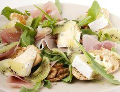 El kiwi, ¿sólo como postre? Mira estas recetas http://mx.hola.com/cocina