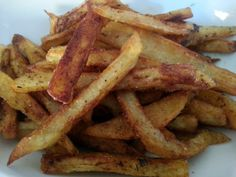 Slimming World Delights: Cajun Fries