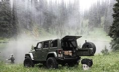 The AEV Filson Wrangler Is Built for Adventure | Cool Material. Around this time last year, AEV and Filson launched their first partnership with the Filson Edition AEV Brute. Now the two proud American brands have joined forces again to create the AEV Filson Wrangler.