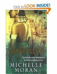 Nefertiti: Michelle Moran