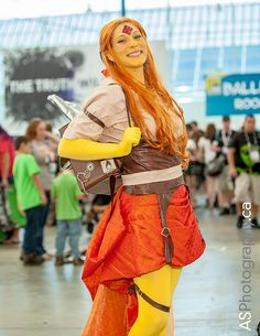 Flame Princess #Steampunk #Cosplay   SDCC 2013