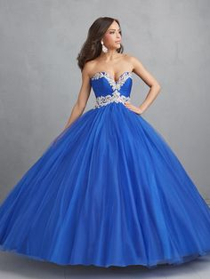 Allure Q416 Quinceanera Dress - French Novelty