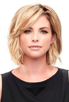 Essentially You Topper Hairpiece by Jon Renau Wigs 2020 Hair Trends Essentially . - Essentially You Topper Hairpiece by Jon Renau Wigs 2020 Hair Trends Essentially Hairpiece Jon Renau - Short Bob Hairstyles, Pretty Hairstyles, Layered Hairstyles, Hairstyle Ideas, Easy Hairstyles, Bob Haircuts, Alternative Hairstyles, Hair Ideas, Trending Hairstyles