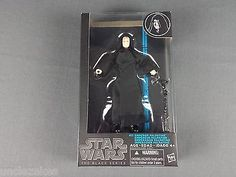 Star Wars Black Series #11 Emperor Palpatine 6 Inch Action Figure Wave 8