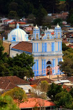 Mi iglesia favorita. San Cristóbal de las Casas, Chiapas, México.