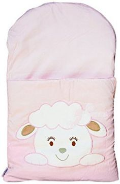 zCush Cotton Characters Nap Mat, Cotton Candy by zCush