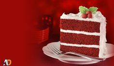 Half kg red velvet cake in Just Rs.349