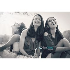 Mother and daughters photography ideas.