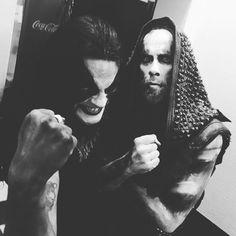 Abbath&Nergal