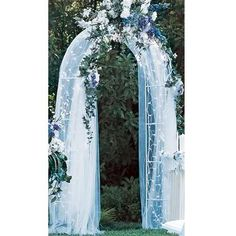 rozenboog bruiloft | versiering rozenboog | trouwshop.com