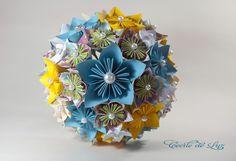 Bouquet Origami 1