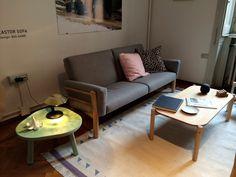 Castor sofa by Big-Game for Karimoku New Standard