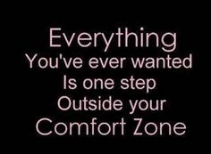 Everything you ever wanted is one step out of the comfort zone. #comfortzone #sucess  #motivationalquotes  #motivation  #Windorpro  #windowsanddoors  www.windorpro.co.za