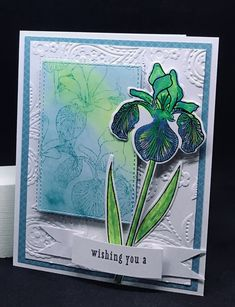"Inside reads ""Happy Birthday"". Handmade Greetings, Greeting Cards Handmade, Ark, Happy Birthday, Design, Happy Brithday, Urari La Multi Ani, Design Comics, Happy B Day"