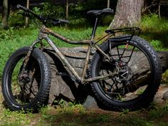 CB4 Hunting Fat Tire Bike Is A Perfect Ride For Outdoorsman