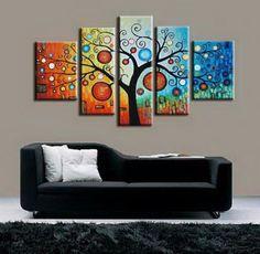 pinturas-de-flores-modernos Modern Art For Sale, Home Decor Pictures, Large Painting, Pour Painting, Natural Home Decor, Extra Large Wall Art, Home Interior, Mandala Art, Textured Walls