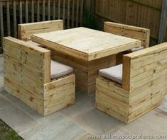 Pallet chairs plans outside furniture plans pallet garden furniture plans patio outdoor seating bench pallet furniture plans free log pallet furniture plans Pallet Furniture Designs, Pallet Garden Furniture, Outdoor Furniture Plans, Outside Furniture, Furniture Projects, Rustic Furniture, Furniture Making, Antique Furniture, Furniture Layout