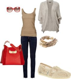"""""""Casual"""" by angele-veilleux on Polyvore"""