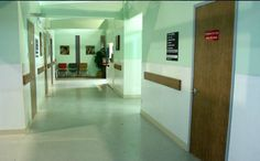 Hospital Hallway #1