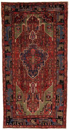 Nahavand - Hamadan Persialainen matto 311x162