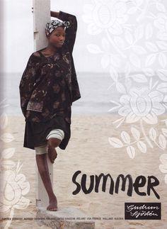 Gudrun Sjödén Catalogue - Summer 2007