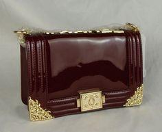 Клатч Chanel t0067cl - Модная штучка