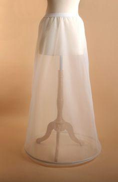 12f805f22a98 Jupon robe fourreau 6001-BO taille élastique 1 cerceau près du corps 1,90,  22,5€
