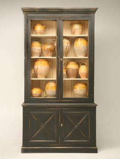 Directoire Style Bookcase