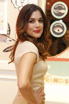 Adriana ugarte   Adriana Ugarte en la inauguración de la tienda de Benefit en Madrid