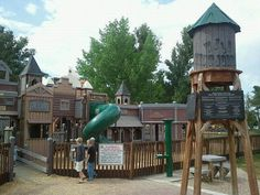 The 5 Utah Playgrounds That Will Make You Wish You Were a Kid Again