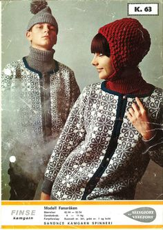 Fanaråken k 63 Crochet Hats, Knitting, Fashion, Knitting Hats, Moda, Tricot, Fashion Styles, Breien, Stricken