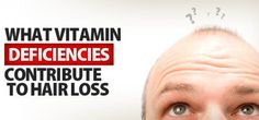 How to stop hair loss by correcting vitamin deficiencies: Learn which vitamin deficiencies may be contributing to your hair loss, and then correct them!