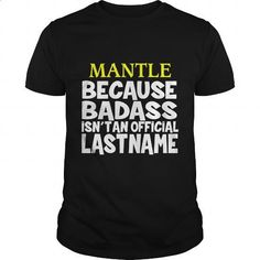 MANTLE - #grandparent gift #funny hoodie