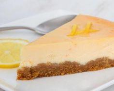 Cheesecake light au citron sans sucre ni beurre : Savoureuse et équilibrée   Fourchette & Bikini