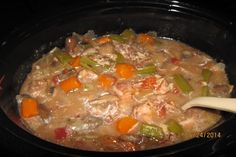 Crock Pot Rabbit Stew. Photo by Chef #1802855360