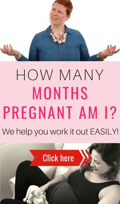 Sure the most confusing question you can be asked during pregnancy. How many months pregnant are you? There's a reason pregnancy is usually counted in weeks and not months - because it's so hard to answer! Find out WHY it's such a difficult question plus Pregnancy Timeline, Pregnancy Advice, Pregnancy Health, Pregnancy Workout, Pregnancy Classes, Pregnancy Books, Ectopic Pregnancy, Pregnancy Pictures, Pregnancy Labor