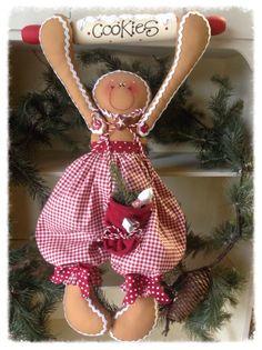 Cartamodelli Gingerbread : Cartamodello ginger con mattarello
