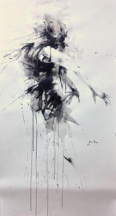 'Danse ; l'envol' - Ewa Hauton