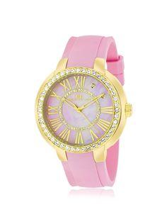 Oceanaut Women's OC6418 Allure Gold/Pink Rubber Watch, http://www.myhabit.com/redirect/ref=qd_sw_dp_pi_li?url=http%3A%2F%2Fwww.myhabit.com%2Fdp%2FB00LO9JNF4%3F