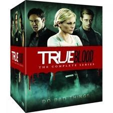 True Blood The Complete Series Seasons 1-7 DVD Box Set