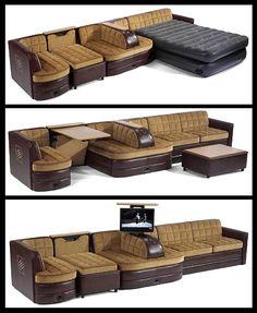 Mini Professional Portfolio By K. Todd Shelley At Coroflot.com. RV Furniture  Concept