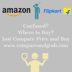 Confused between Great Indian Festival and Big Billion Days! Don't confuse, just compare and product at Indian Festivals, Price Comparison, Confused, Online Price, Amazon, Big, Stuff To Buy, Riding Habit
