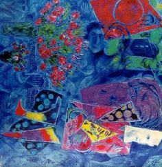 Mark Chagall – art, symbolism and quotes | Mind Body Smile
