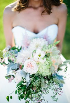 Brides.com: The Best Real Wedding Bouquets of 2015