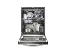 Buy LG Fully Integrated Dishwasher with Height-Adjustable Rack Stainless Steel Dishwasher with fast shipping and top-rated customer service. Fully Integrated Dishwasher, Built In Dishwasher, Stainless Steel Dishwasher, Kitchen Reno, Kitchen Appliances, Kitchen Ideas, Range Cooker, Canada, Find Picture
