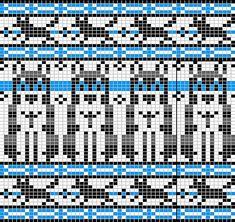 Jacquard patterns | Entries in category jacquard patterns | Blog Aleta: LiveInternet - Russian Service Online Diaries