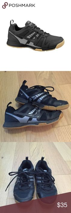 Nike Multicourt Sneakers Nike Multicourt Sneakers -Black and gray. -Women's Size 6.5. -Excellent condition.    NO Trades. Please make all offers through offer button. Nike Shoes Sneakers