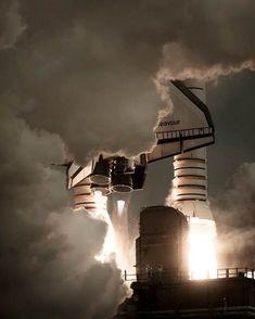 Les magnifiques photographies du programme spatial américain de Dan Winters